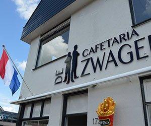 cafetaria de zwagers entree